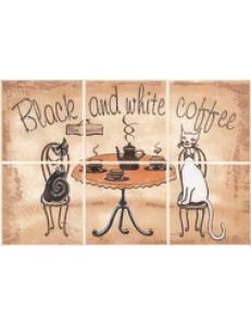 Сагра беж композиція кава декор 20х30