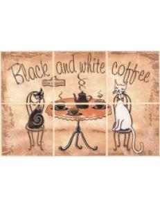 Сагра джіало композиція кава декор 20х30