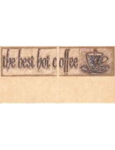 Сагра джіало композиція кава 2 декор 10х20