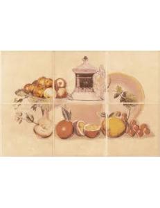 Сагра оранж композиція фрукти декор 20х30