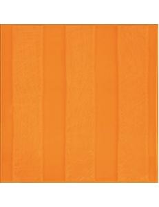 Декор (20x20) AGATHA RAYAS RELIEVE NARANJA