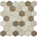 Плитка Pamesa HOME HEXAGONO Marfil 30 x 30