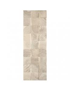 Paradyz Daikiri Wood Beige Struktura Kostki Sciana 25 x 75