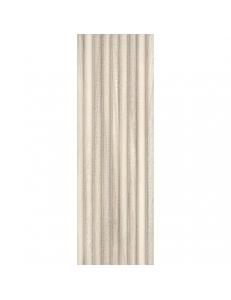 Paradyz Daikiri Wood Beige Struktura Pasy Sciana 25 x 75