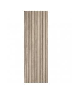 Paradyz Daikiri Wood Brown Struktura Pasy Sciana 25 x 75