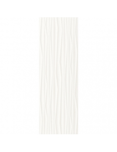 Paradyz Elanda Bianco Structura 25 x 75