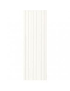 Paradyz Elanda Bianco Structura Stripes  25 x 75