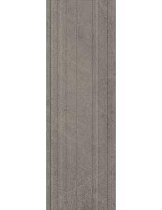 Paradyz Minimal Stone Grafit Sciana Struktura Rekt. 29,8 x 89,8