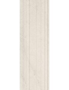 Paradyz Minimal Stone Grys Sciana Struktura Rekt. 29,8 x 89,8