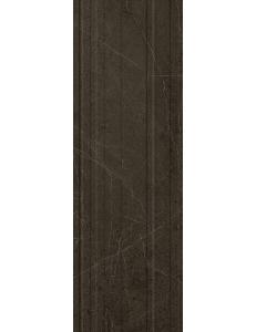 Paradyz Minimal Stone Nero Sciana Struktura Rekt. 29,8 x 89,8