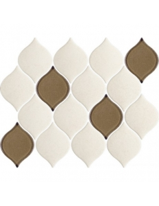 Paradyz Mistysand Crema Mozaika Prasowana Arabeska Mix 20,2 x 26,5