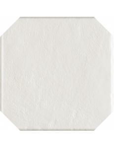 Paradyz Modern Bianco Gres Struktura Octagon 19,8 х 19,8