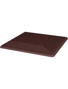 Paradyz Natural Brown Duro Stopnica Narozna 30x30