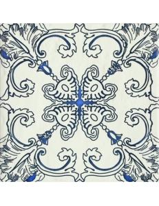 Paradyz Sevilla Azul Gres Szkl. Struktura Dekor A 19,8 х 19,8