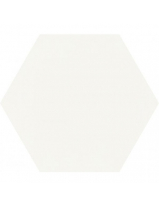 Paradyz Shiny Lines Bianco Heksagon Gres Szkl. Mat. 19,8х17,1