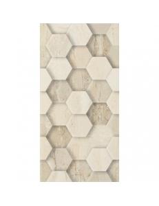 Paradyz Sunlight Sand Beige Dekor Geometryk 30х60