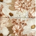 Плитка STN Abadia Decorado Winter (Garden) Crema