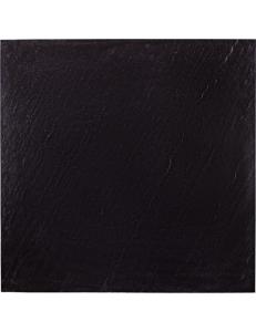 Stevol Черная рельефная  60х60