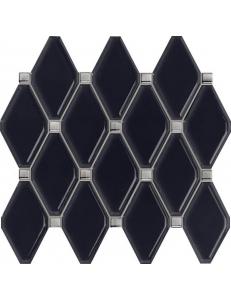 Tubadzin Mozaika scienna Abisso navy 29,8x27