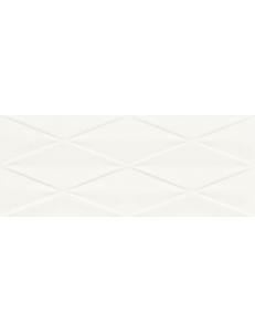 Tubadzin Plytka scienna Abisso white STR 29,8x74,8
