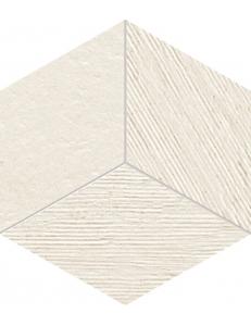 Tubadzin Balance Ivory Mozaika Str 19,8x22,6