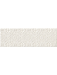 Tubadzin Blanca Bar White D 23,7 x 7,8