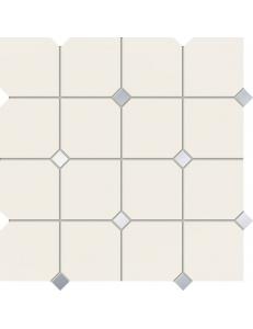 Tubadzin Blanca White Mosaic 29,8х29,8