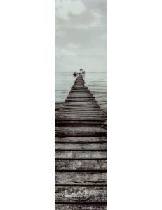 Tubadzin Blinds Obraz Scienny Szklany 8-elementowy 59,8x239,8