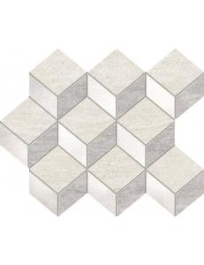 Tubadzin Blink Grey Mozaika 29,8x24,5