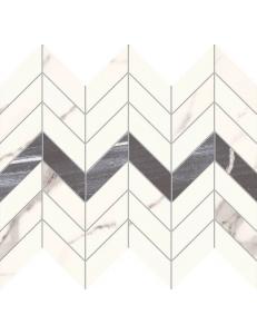 Tubadzin Bonella White Mozaik 29,8 x 24,6