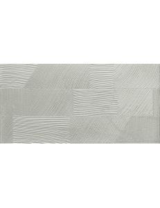 Tubadzin Brass grey Dekor szklany 29,8x74,8