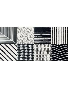 Tubadzin Colori dekor scienny patchwork 1 29,8x59,8