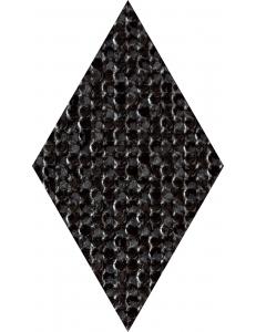 Tubadzin Coralle diamond black 11,2x9,6