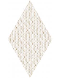 Tubadzin Coralle diamond ivory 11,2x9,6