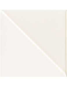 Tubadzin Finestra white STR 14,8x14,8