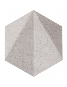 Tubadzin Free Space Hex Grey STR Dekor 11x12,5