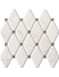 Tubadzin Mozaika Graniti white 29,8x27