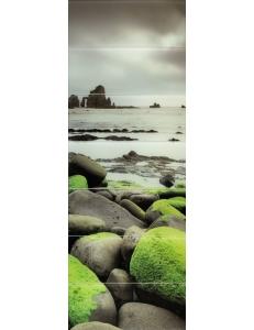Tubadzin Lemon Stone Obraz scienny 7-elementowy 74,8 x 208,6