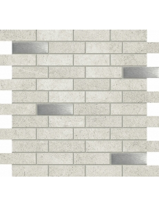 Tubadzin Meteor Grey Mozaika 29,8 x 29,8