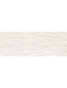 Tubadzin Origami white STR 32,8x89,8