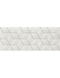 Tubadzin Perla white Dekor 29,8x74,8