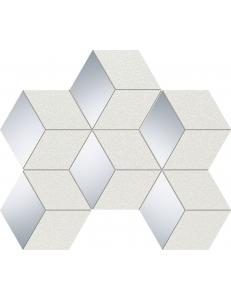 Tubadzin Mozaika Perla white 28,9x22,1