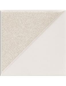 Tubadzin Reflection White 2 Dekor 14,8x14,8