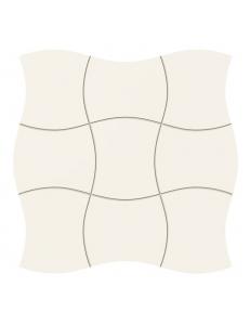 Tubadzin Mozaika scienna Royal Place white 29,3x29,3