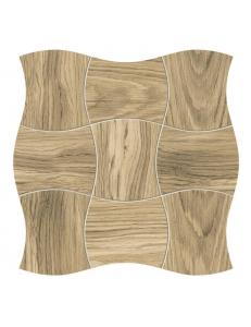 Tubadzin Mozaika scienna Royal Place wood 29,3x29,3