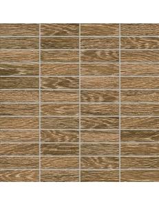 Tubadzin Rubra Wood Mozaika Scienna 29,8 x 29,8