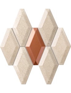 Tubadzin Mozaika Samoa beige 30,5x30,3