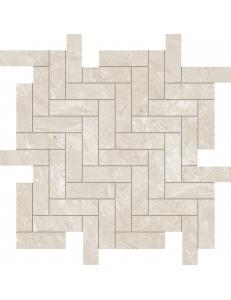 Tubadzin Sarda Mozaika White 29,8x29,8