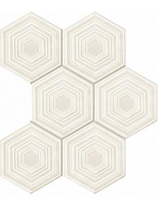 Tubadzin Solei Grey Mozaika 28,9 x 22,1