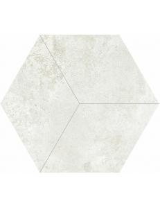 Tubadzin Torano Mozaika Gresowa Hex 1 34,3x29,7